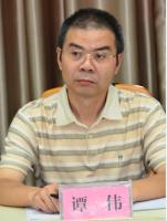 谭伟:四川省食用菌产业联盟秘书长